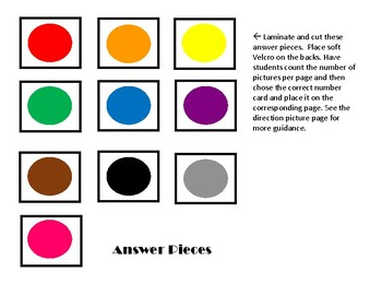 What Color is the Pencil? Adapted Book