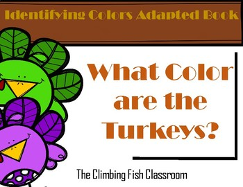 What Color are the Turkeys?