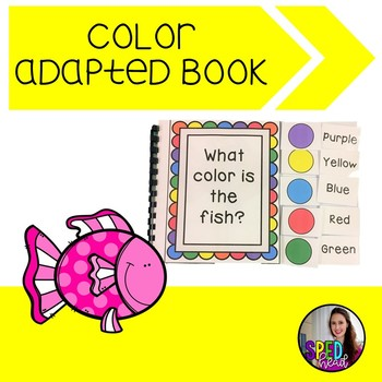 What Color is the Fish Adapted Book