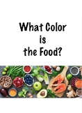 What Color is the Food