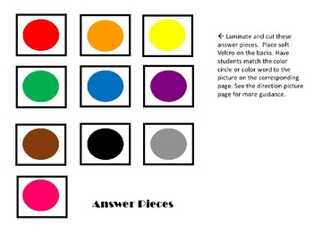 What Colors are the Bunnies? Adapted Book