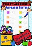 What Comes After! Alphabet Letters for Kindergarten Workbook