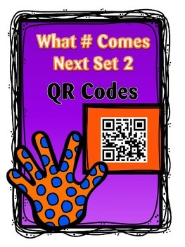 """QR Codes What # Comes Next """"2"""" Write the Room"""