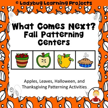 What Comes Next?  Fall Patterning Centers