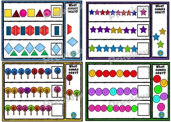 Patterning Activities for the Promethean Board