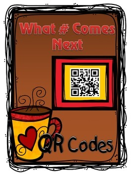QR Codes What # Comes Next Write the Room
