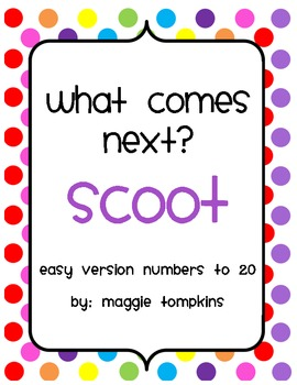 What Comes Next? SCOOT