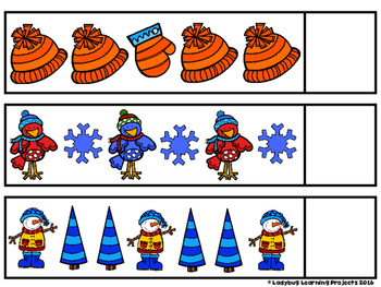 What Comes Next?  Winter Patterning Centers