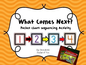 What Comes Next? (sequencing activity)