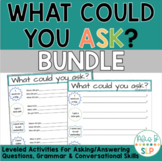What Could You Ask BUNDLE (Formulating On-Topic Questions)