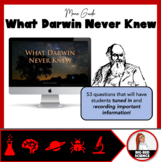 What Darwin Never Knew Nova Documentary: Movie Guide - An