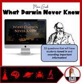 What Darwin Never Knew Nova Documentary: Movie Guide - An