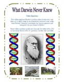 What Darwin Never Knew - Video Questions (PBS)