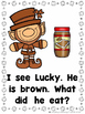 What Did Lucky The Leprechaun Eat?  (A Sight Word Reader a