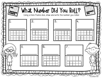 What Did You Roll?