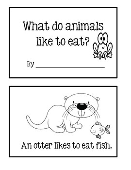 What Do Animals Like To Eat?