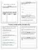 What Do Fish Have To Do With Anything? by Avi Lesson Plans, Worksheets, Key