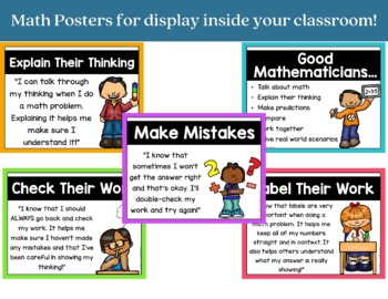 What Good Mathematicians Do Posters