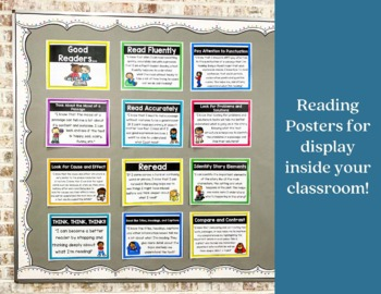 What Good Readers Do Posters