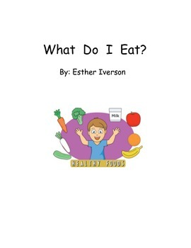 What Do I Eat adapted book