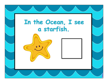 What Do I See in the Ocean?