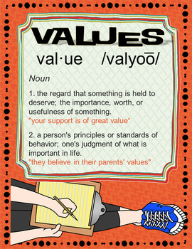 What Do I Value?--Lesson 2 of the Motivation Series