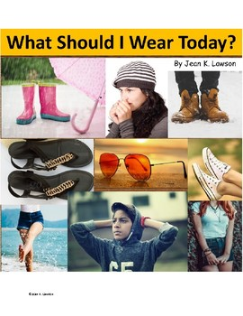 What Should I Wear Today? Clothes for the Weather--Data Collection