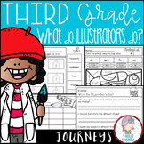 What Do Illustrator's Do? Journeys Third Grade Lesson 7