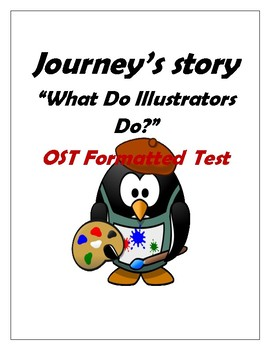 What Do Illustrators Do?  OST formatted test