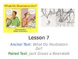 What Do Illustrators Do? PowerPoint Journeys with Activiti