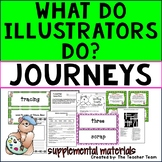 What Do Illustrators Do? Journeys Third Grade Unit 2 Lesson 7 Activities