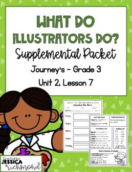 What Do Illustrators Do? - Supplemental Packet