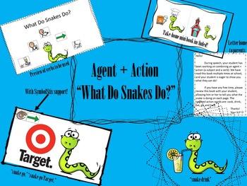What Do Snakes Do?