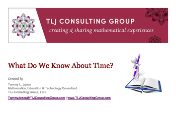 What Do We Know About Time