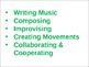 What Do We Learn in Music? Bulletin Board Set