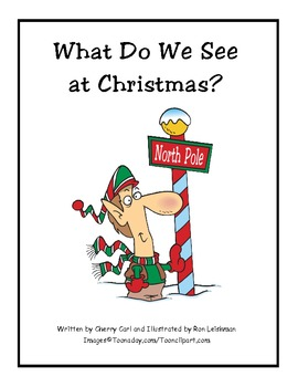 What Do We See at Christmas? Big Book