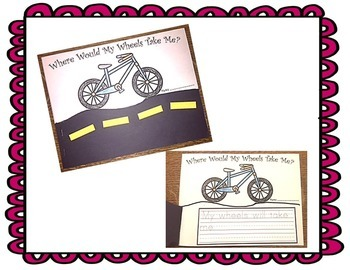 What Do Wheels Do All Day? Journeys Kindergarten Unit 2 Lesson 9 Sup. Act.