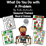 What Do You Do With A Problem Kobi Yamada Board Game Extension Activity