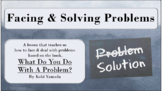 What Do You Do With A Problem? Solving Model SEL LESSON w