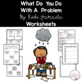 What Do You Do With A Problem by Kobi Yamada Lesson Book Companion Worksheets