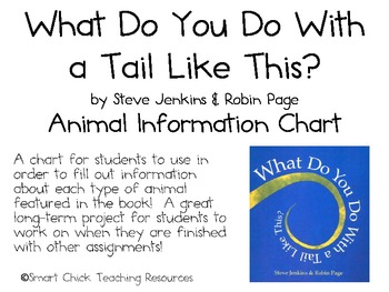 """What Do You Do With A Tail Like This?"", by S. Jenkins, An"
