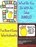 What Do You Do With An Idea Bundle AND BONUS Board Games