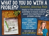 What Do You Do With a Problem Activity Pack