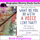 What Do You Do With a Voice Like That? Barbara Jordan Reso