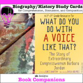 What Do You Do With a Voice Like That? Barbara Jordan Biog