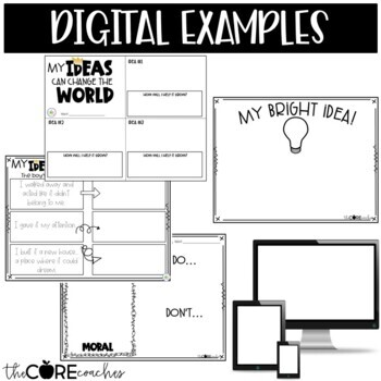 what do you do with an idea interactive read aloud lesson plans