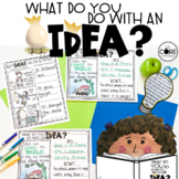 What Do You Do With an Idea?: Interactive Read-Aloud Lesso