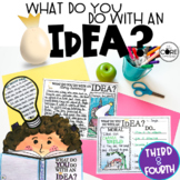 What Do You Do With an Idea: Interactive Read-aloud Lesson