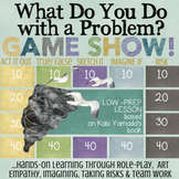 What Do You Do with a Problem? School Counseling Growth Mindset Lesson & Game