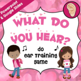 What Do You Hear? Interactive Music Game – Do [Valentine's Day]